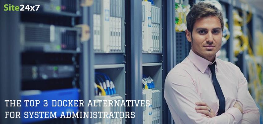 Top 3 Docker Alternatives for System Administrators