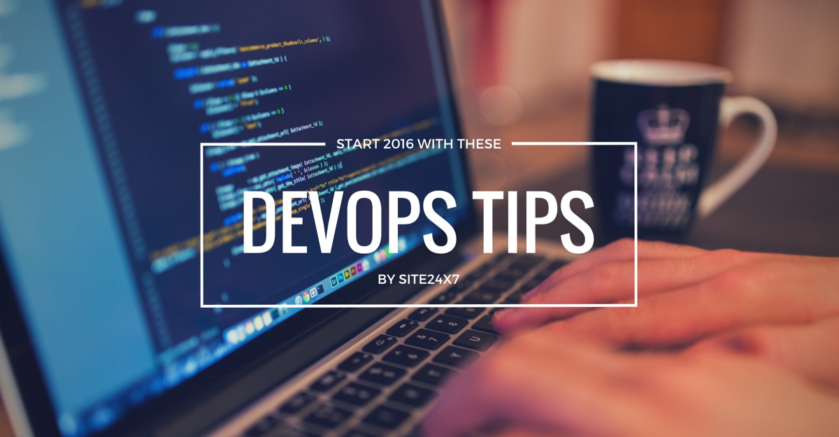 DevOps Tips for 2016