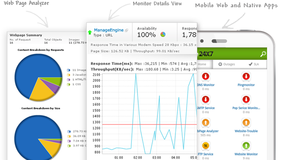Website Monitoring Slide